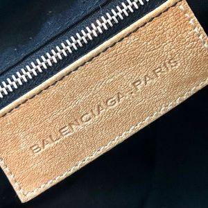 Balenciaga Bags - Beautiful BALENCIAGA Chèvre Leather Satchel Tote